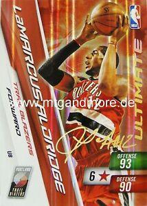 Panini NBA Adrenalyn XL 2011 - LaMarcus Aldridge - Ulti