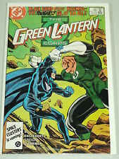 GREEN LANTERN #206 DC COMICS GREEN LANTERN CORPS  NOVEMBER 1986
