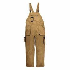 Pantaloni da uomo marrone taglia 2XL