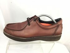 RocSports Rockport  Moccasin M2127 Vibram Morflex Walking Shoes Cordovan 11.5 N