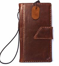 Genuine Full leather case for LG G3 id Window Credit Card slots Magnetic Slim