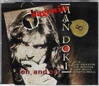 Mandoki On and on (1997, & Ian Anderson, Nik Kershaw..) [Maxi-CD]