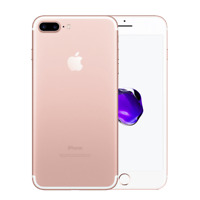 Apple iPhone 7 Plus - 128GB - Rose Gold - GSM Unlocked AT&T / T-Mobile - A1784
