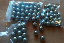20 x 16mm (5/8 inch) ball bearings Pocket Shot ammo, catapult ammo slingshot
