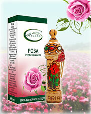 Natural rose dalla Bulgaria Oli Essenziali Aromaterapia Terapeutico Grade 1ml
