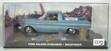 James Bond 007 Collection 1/43 Ford Falcon Ranchero - Goldfinger in O-Box #5572