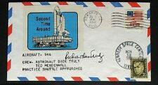 s445) Raumfahrt STS-2 Space Shuttle Columbia  KSC 12.11.1981 Autogramm Truly