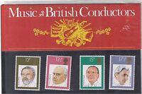 GB Presentation Pack 120 1980 British Conductors 10% OFF 5