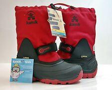 KAMIK Kinder Boots Gr. 10 / 27 Stiefel WATERBUG 5G -40°C GoreTex rot