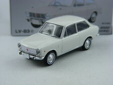 Nissan Datsun Sunny 1000 DX weiss,Tomytec Tomica Limited Vintage  LV-83c,1/64