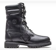 Timberland 40 Below Super Boot  size 14 Black Horween SUPREME Superboot New