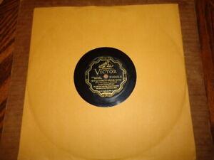 1928 Victor Scroll 78/Nat Shilkret&Victor Orchestra/George Olsen&His Music/E!!!