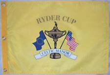 2010 OFFICIAL Ryder Cup (Celtic Manor) Golf  Flag
