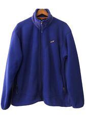 Vintage Patagonia Regulator R Polartec Fleece Jacket Size XL Made in USA - VGC