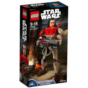 LEGO Star Wars 75525 Buildable figure Baze Malbus - New (Free Shipping)