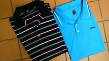 Men'S Xl Polo Shirt (Lot Of 2) Bobby Jones & Slazenger Short Sleeve Golf Casual