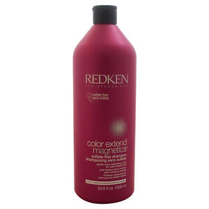 Color Extend Magnetics Shampoo by RedKen for Unisex - 33.8 oz Shampoo