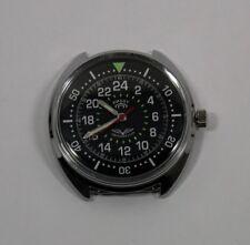 Russian Mechanical watch 24 hr military dial PILOT (0646)