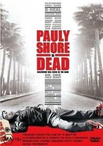 Pauly Shore Is Dead (DVD, 2004)*R4*Terrific Condition*