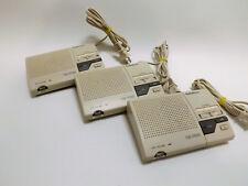 Radio Shack FM 3 Channel Wireless Intercom 43-490 SET OF 3