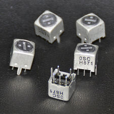 5pcs Adjustable Inductor Inductance Inductive 60uH 4% 2.52MHz IFT Variable Coil