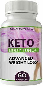 Keto Bodytone Plus Advanced Weight Loss Pills Natural Ketogenic Body Tone