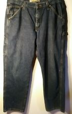 LEE Dungarees. Men's Blue Jeans Size 36X31.5 Straight