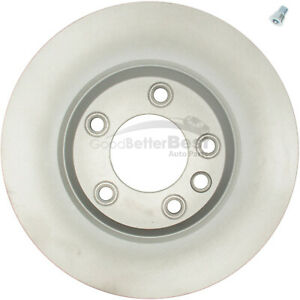 One New Meyle UV Disc Brake Rotor Front Right 1835211104PD for Volkswagen & more
