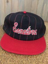 VINTAGE Harrisburg Senators MiLB Baseball Hat Adjustable Stadium Giveaway SGA