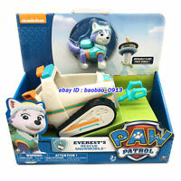 Nickelodeon PAW Patrol Everest's Rescue Snowmobile Model Car Kids Child Toy Gift