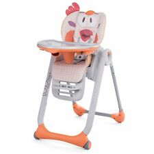 Chicco Polly 2 Start Baby / Child / Kids Highchair - Fancy Chicken