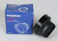 OLYMPUS CAMEDIA CLA-7 CONVERSION LENS ADAPTER