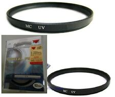 52mm MC-UV filter lens Protector Multi Coated for Sony Camera camcorder