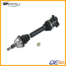 Front Left VW Golf 2002-2006 Jetta 1.8 2002-2005 CV Axle Shaft 40754077 2419N