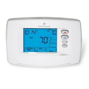White Rodgers Blue Commercial Universal Programmable Thermostat 1F95-0680