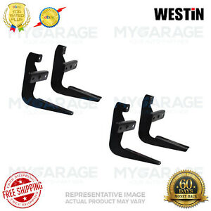 Westin 27-1375 Running Boards Mounting Brackets for 2002-2009 Dodge Ram 1500