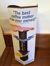 AeroPress Coffee and Espresso Maker with Tote Bag - Quickly Makes Delicious C.