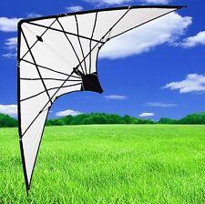 NEW 70-Inch Dual line Stunt power Delta kite outdoor fun sports
