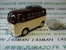 voiture 1/43 CORGI Heritage : CHENARD & WALCKER Mini bus vitré (peugeot d3a)