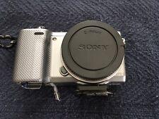 Sony Alpha NEX-5T 16.1MP Digital Camera - Read Description