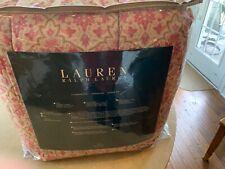 Ralph Lauren King Comforter - Langham/Briarleigh Stripe - Brand New!