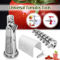 Universal Tomato Juice Sauce Jam Maker Squeezer Accessory Kit For Meat