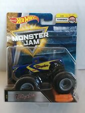 HOT WHEELS MONSTER JAM THRASHER OFF ROAD TRUCK 3/6 FLASHBACK FLW93
