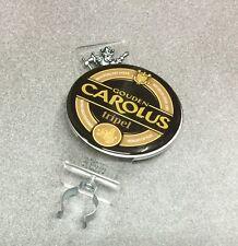 CAVALIER PVC POMPE A BIERE BELGE BLONDE BEER BIER GOUDEN CAROLUS TRIPEL 1471