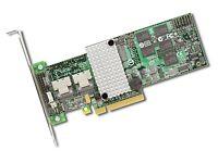 IBM M5015 / LSI00202 Megaraid SAS 9260-8i SATA / SAS Controller RAID 6G PCIe x8
