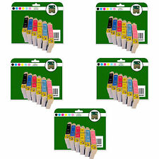 Any 30 Ink Cartridges for Epson Stylus Photo 1400 1410 1500W non-OEM E791-6
