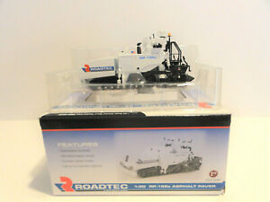 FIRST GEAR ROADTEC RP-195e TRACK PAVER 1:50 NEW