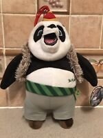 """Official Dreamworks - Kung Fu Panda 3 BAO 12"""" Soft Plush Toy VG Condition"""