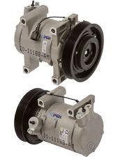 AC Compressor Fits:  2002  2003  2004  Nissan Xterra V6 3.3L Supercharged ONLY