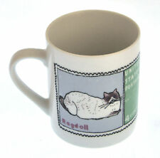 Burmese poupée - 1st classe Tasse - Magpie Mug par Charlotte AGRICULTEUR -